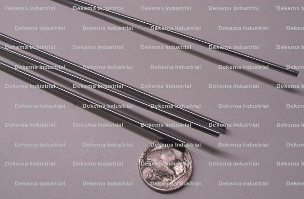 Length 1 Pc. Precision Ground O1 Tool Steel Round Rod.194 Diameter x 6 Ft